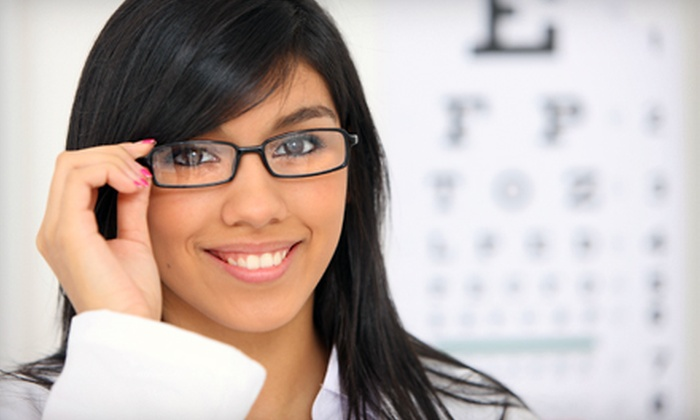 Spectacles of Naples - Mercato: $59 for an Eye Exam and Consultation at Spectacles of Naples ($119 Value)