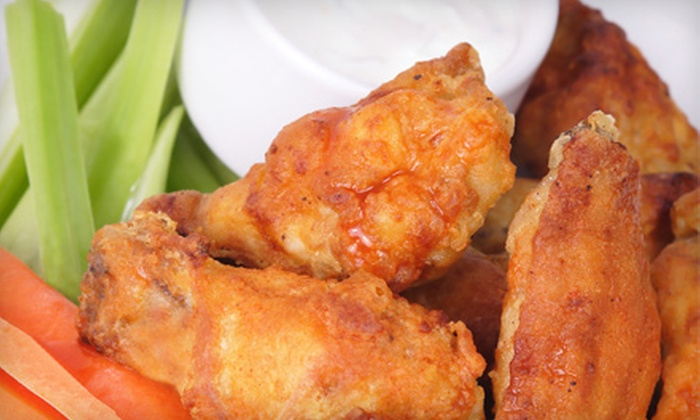Zulu Wings & Deli - Garland: Wing Meal for Two, Four, or Six or More, or Southern African Cuisine at Zulu Wings & Deli in Garland