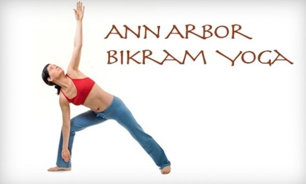 Bikram S Yoga College Of India In Ann Arbor Michigan Groupon