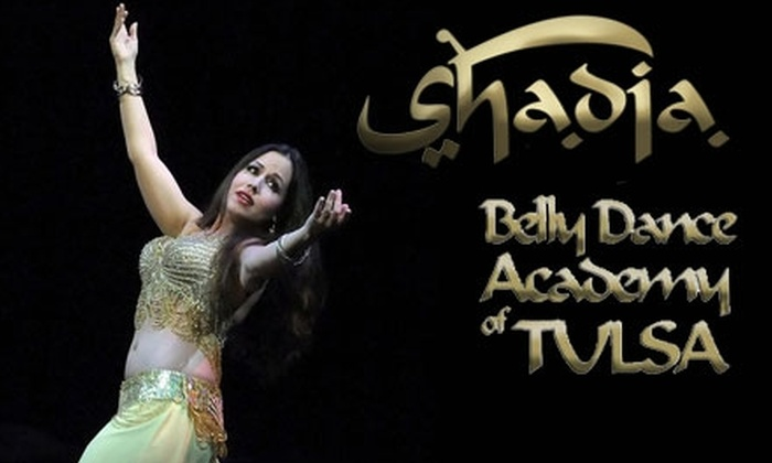 Belly Dance Academy of Tulsa - Mockingbird: $30 for Four Belly-Dance Classes and Registration at The Belly Dance Academy of Tulsa ($65 value)