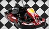 TBC Indoor Kart Racing - East Richmond: Two Go-Kart Races or Exclusive Racing Package at TBC Indoor Kart Racing (Up to $500 Value). Three Options Available.