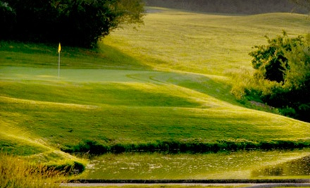 Golf Outing for Two (up to a $91 Value) - Emerald Greens Golf Course in St. Louis