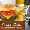 Half Off at Sunset Grille
