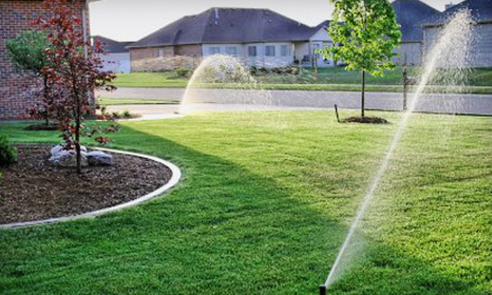The Groundskeeper  - Cordova Park: $30 for Lawn Care for Up to Half an Acre from The Groundskeeper ($60 Value)