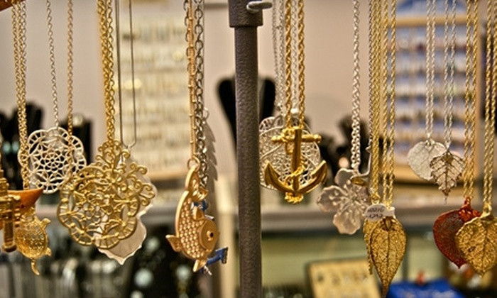 Sisters Jewelry and Gifts - College Hill: $7 for $14 Worth of Jewelry and More at Sisters Jewelry and Gifts in Greensboro