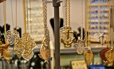 $14 Groupon to Sisters Jewelry and Gifts - Sisters Jewelry and Gifts in Greensboro