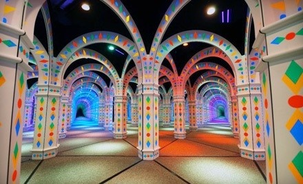 Admission for 2 - Amazing Mirror Maze in Bloomington