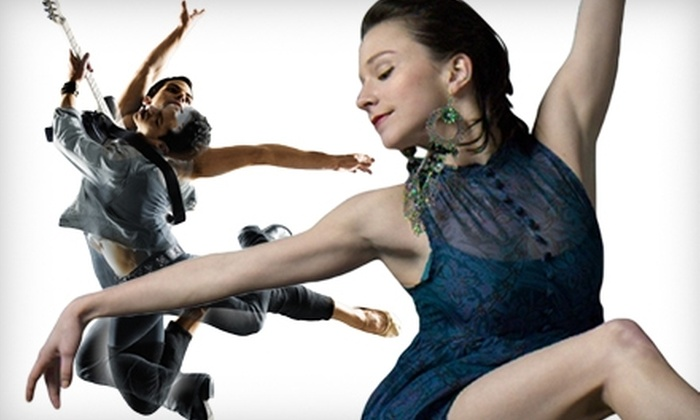 Smuin Ballet - Multiple Locations: $30 for an Elite or VIP Ticket to Smuin Ballet
