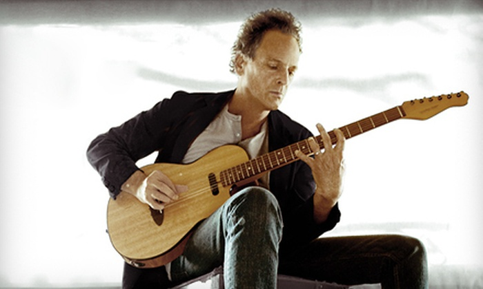 Lindsey Buckingham - The Wiltern: $25 to See Lindsey Buckingham at The Wiltern on May 4 at 8 p.m. (Up to $62.50 Value)