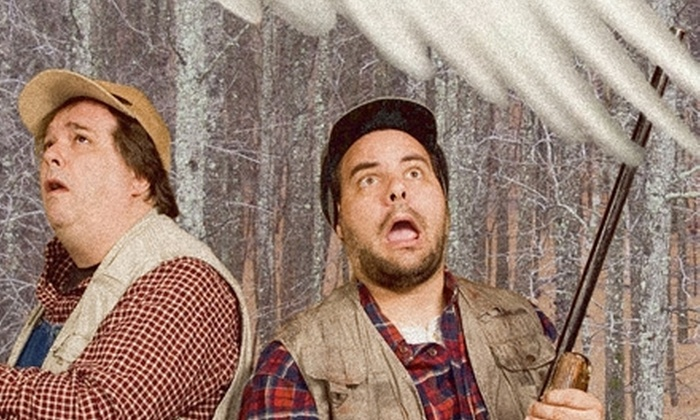 "Twin City Stage - Winston-Salem: $10 for One Ticket to ""Duck Hunter Shoots Angel"" on June 5 at Twin City Stage in Winston-Salem (Up to $22 Value)"
