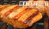 Waterfront Pub & Eatery - Delavan: $15 for $30 Worth of Pub Fare and Drinks at the Waterfront Pub & Eatery in Delavan