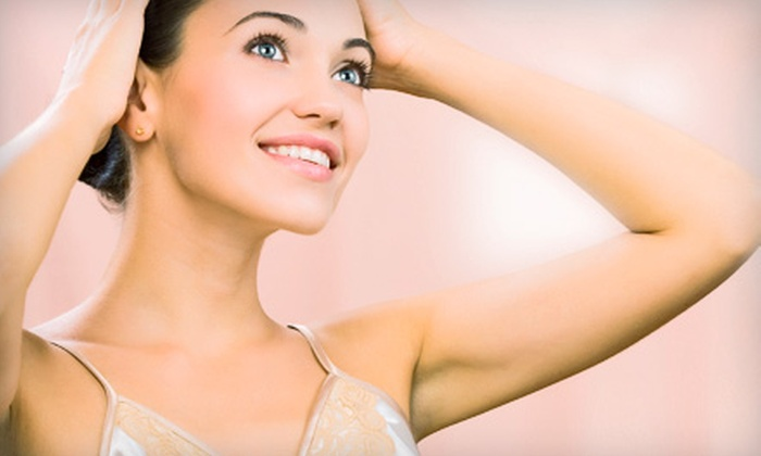 Allure MedSpa - Courthouse Square At Stafford: Six Laser Hair-Removal Treatments at Allure MedSpa in Stafford