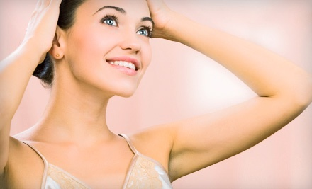6 Laser Hair-Removal Treatments on any Small Area (up to a $1,320 value) - Allure MedSpa in Stafford