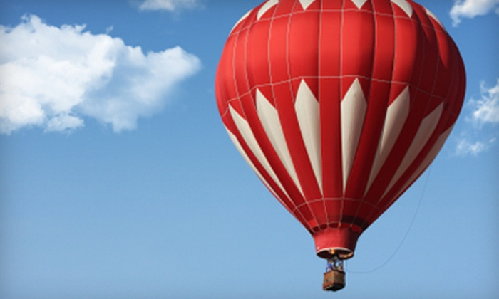 Boise Hot Air Company - Boise City: $109 for a Hot Air Balloon Ride for One at Boise Hot Air Company ($225 Value)