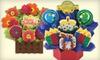 Cookies By Design (San Diego) - Santee: $10 Toward Custom Cookie Bouquets