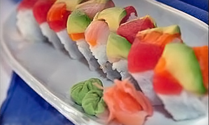 Origami Restaurant - Villas: $15 for $30 Worth of Korean and Japanese Cuisine and Drinks at Origami Restaurant