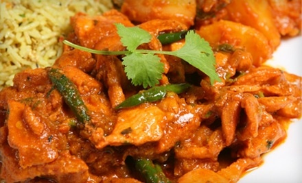 $16 Groupon to Haveli Indian Restaurant - Haveli Indian Restaurant in St. Louis