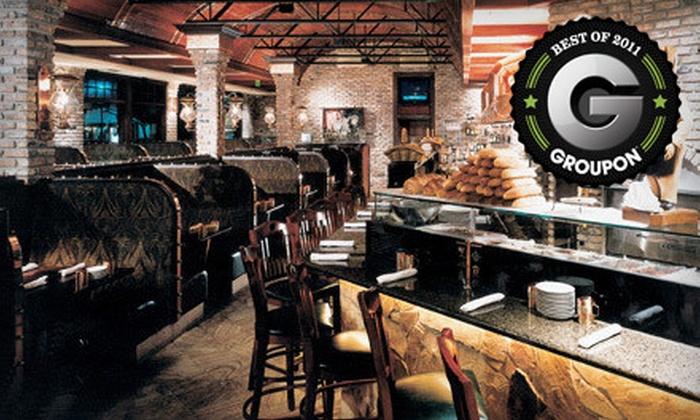 Brewzzi - Boca Raton: Italian-American Bistro Fare and Microbrews on Weekend or Weekday at Brewzzi in Boca Raton (Up to 52% Off)