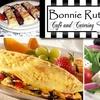 Half Off at Bonnie Ruth's Café