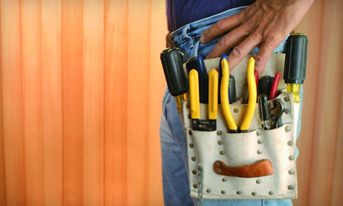 Eurobella - Acworth-Kennesaw: Two, Three, or Four Hours of Handyman Services from Eurobella (Up to 67% Off)