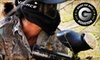 Paintball Bonanza - Central Southwest: Paintball Outing for 2, 4, or 10 with Equipment Rental and Paintballs at Paintball Bonanza Houston (Up to 70% Off)