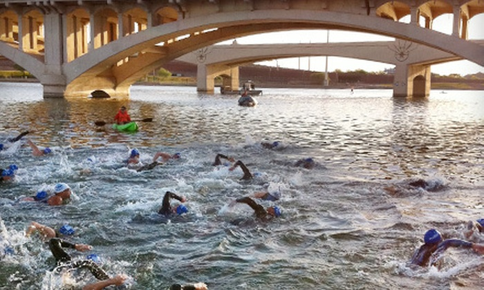 Red Rock Company - Downtown Tempe: $25 for $50 Toward Entry Fee for any Race Event from Red Rock Company