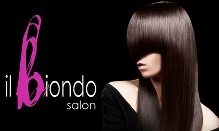 il Biondo Salon - Core: $60 for a Keratin Complex Express Blow Out at il Biondo Salon ($150 Value)