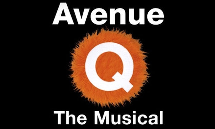 "Golden Apple Dinner Theatre - Downtown Partnership: $21 for a Ticket to See ""Avenue Q"" at the Golden Apple Dinner Theatre in Sarasota ($43 Value). Choose From Six Performances."