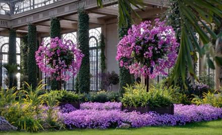 Longwood Gardens - Longwood Gardens in Kennett Square