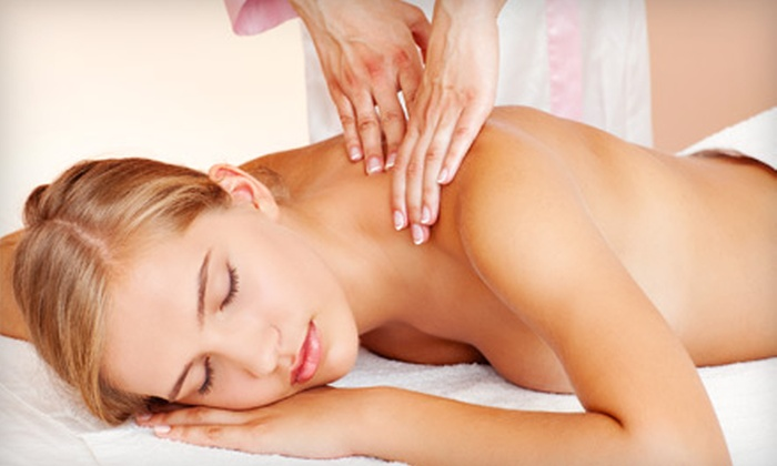 Matthew Harter, Massage Therapist - Amarillo: $30 for an Hour-Long Massage from Matthew Harter, LMT, CLT ($60 Value)