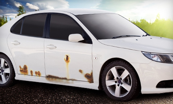 Millennium Linings - Chapel Glen: $249 for Rustproofing Treatment with Fabric Guard and Paint Protection at Millennium Linings ($498 Value)