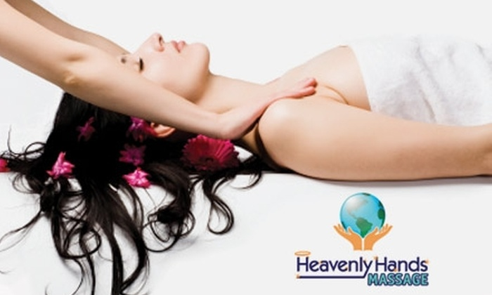 Heavenly Hands Massage - Sugar House: $20 for Any One-Hour Massage at Heavenly Hands Massage ($45 Value)