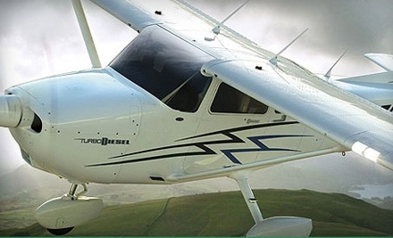 TakeWing: One-Hour Sport Pilot FirstStep Flying Lesson - TakeWing in Creswell