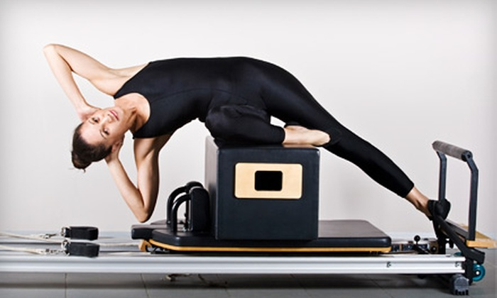 The Pilates Body & Gyrotonic Studio - Sarasota: $30 for One Reformer and Three Mat Pilates Classes at The Pilates Body & Gyrotonic Studio in Sarasota ($75 Value)