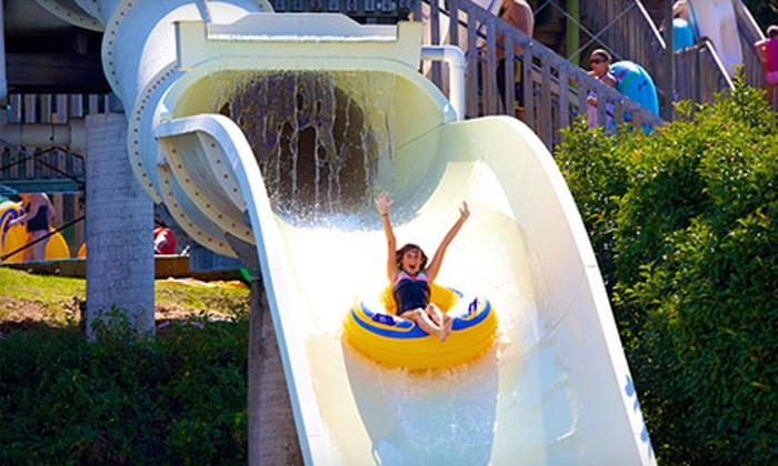 Wild River Country - North Little Rock: $15 for an All-Day Water-Park Outing at Wild River Country in North Little Rock ($29.99 Value)