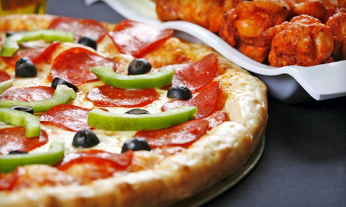 Sardo's Pizzeria - Largo: Pizza Dinner or Italian Meal for Two at Sardo's Pizza in Largo