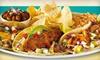Half Off Mexican Fare at La Salsa