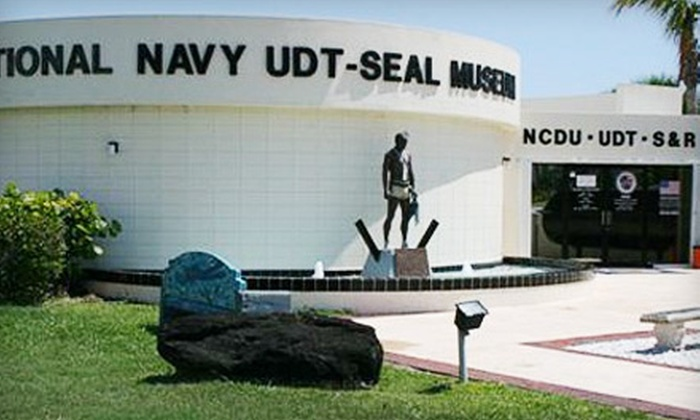 National Navy UDT-SEAL Museum - North Beach: Admission for Two to Four to the National Navy UDT-SEAL Museum in Fort Pierce