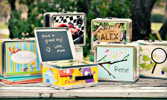 Frecklebox: $19 for $40 Worth of Personalized Children's Gifts from Frecklebox