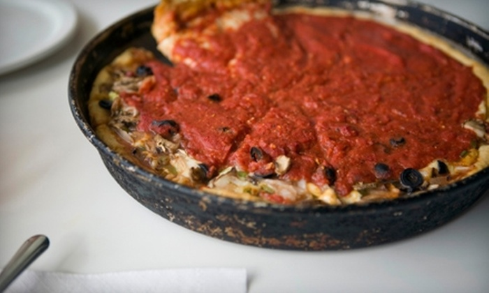 Chicago Food Planet - Multiple Locations: $22 for Walking Food Tours of Near North or Bucktown/Wicker Park from Chicago Food Planet ($45 Value)