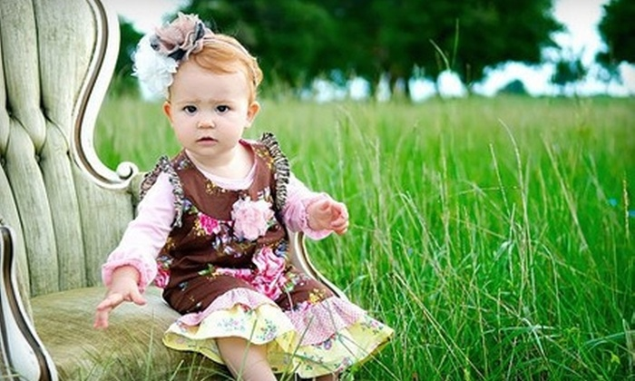 Gingersnaps Kids - Austin: $20 for $40 Worth of Children's Clothing, Shoes, and Accessories at Gingersnaps Kids in Round Rock