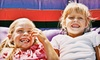 Jump Indoors of Charleston - North Charleston: 6 or 12 Bounce Sessions or a Private Party for 10 Kids at Jump Indoors of Charleston (Up to 58% Off)