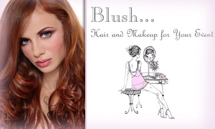 Blush Beauty - Hayes Valley: $50 Private Makeup Application Lesson With Blush Beauty