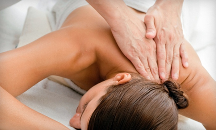 FIT 205 - Oak Lawn: One, Three, or Five 60-Minute Swedish or Deep-Tissue Massages at FIT 205 (Up to 65% Off)