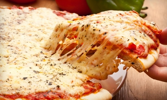 The Italian Gator - University Park: $3 for a Pizza-by-the-Slice Combo at The Italian Gator (Up to $6.50 Value)