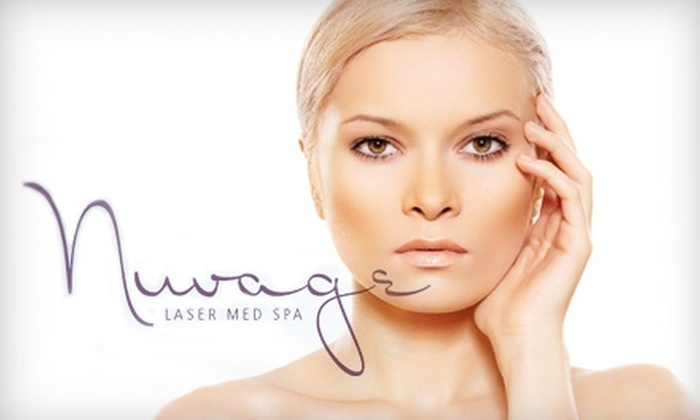 Nuvage Laser Med Spa - Stonebridge Ranch: $49 for One Microdermabrasion and Epicuren Enzyme Treatment at Nuvage Laser Med Spa in McKinney ($155 Value)