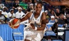 Chicago Sky - Rosemont: $15 for Two Zone-Level Tickets to a Chicago Sky WNBA Basketball Game in Rosemont ($30 Value). Five Options Available.  sky