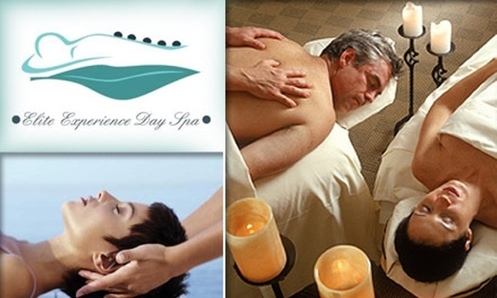 Elite Experience Day Spa - Dilworth: $42 for $90 Toward Any Massage at Elite Experience Day Spa