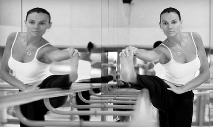 Yvette Dance Studio - Yvette Dance Studio: 10 or 20 Drop-In Dance, Pilates, and Barre Sculpt Classes at Yvette Dance Studio in Cranford (Up to 85% Off)