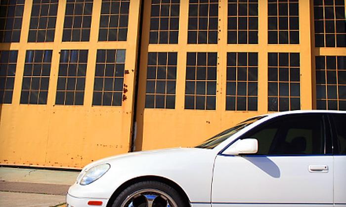 Performance Window Tinting - Sheridan: Two-Door or Full-Auto Window Tinting at Performance Window Tinting